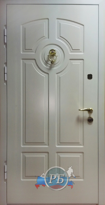 входные двери белая цена