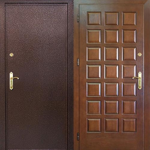 порошковые двери входные в квартиры