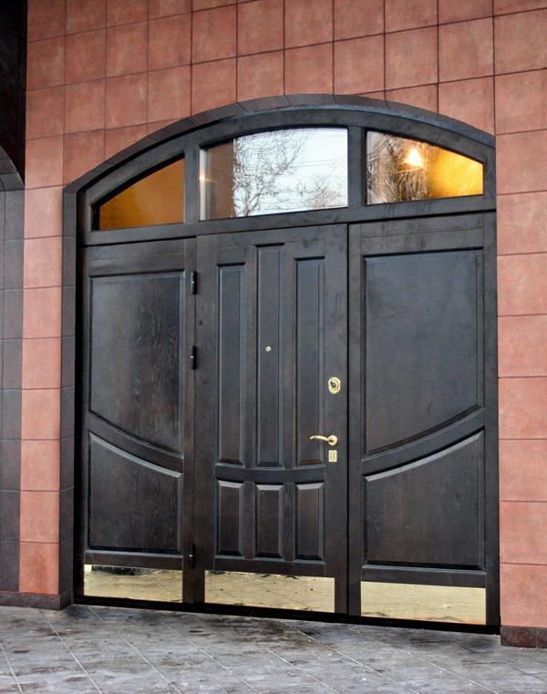 металлические двери входная группа