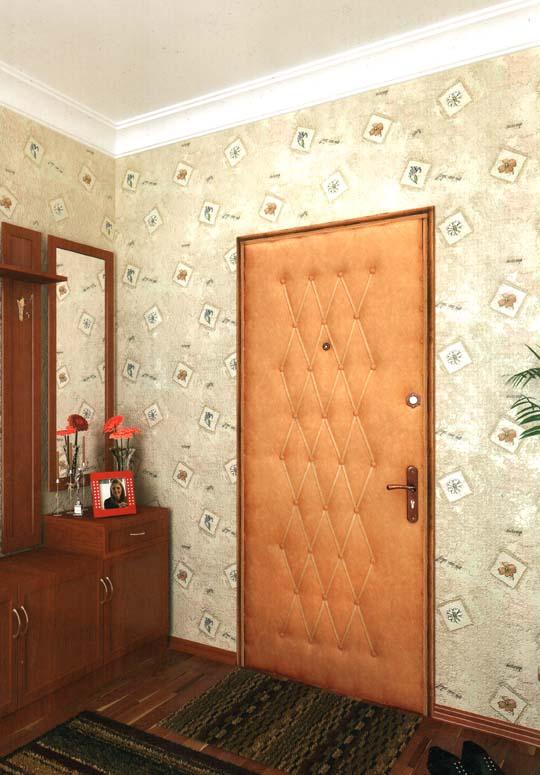 входные двери в квартиру винилискожа