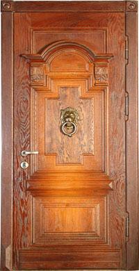 Элитные деревянные двери на заказ в Спб - Квант