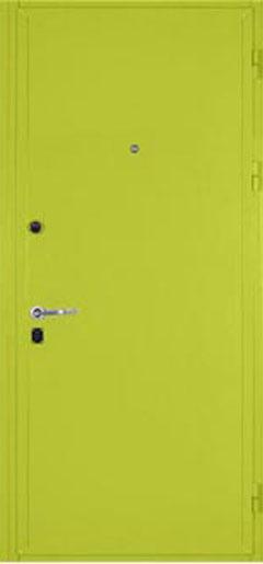 двери металлические с порошковым напылением двупольные толщина теплоизоляции