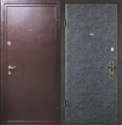 заказ и установка металлической двери на севере западе москвы
