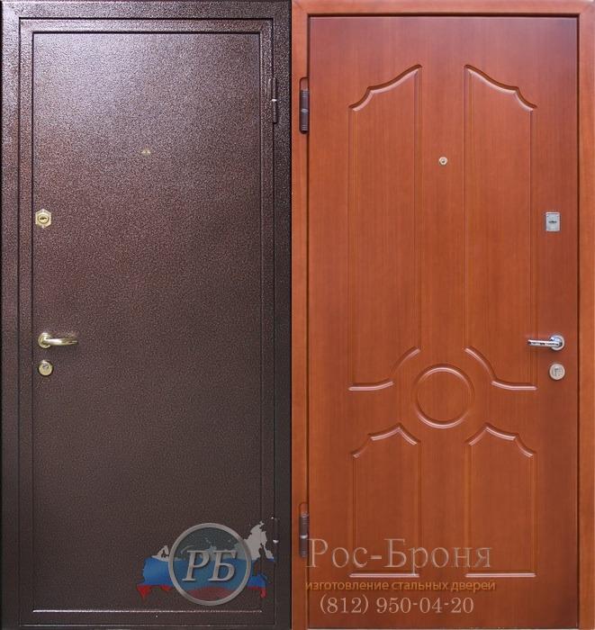 входная стальные двери с повышенной шумоизоляцией
