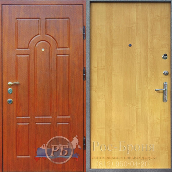 стальные двери мдф ламинат москва